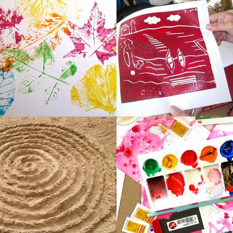 art with kids print zellmer