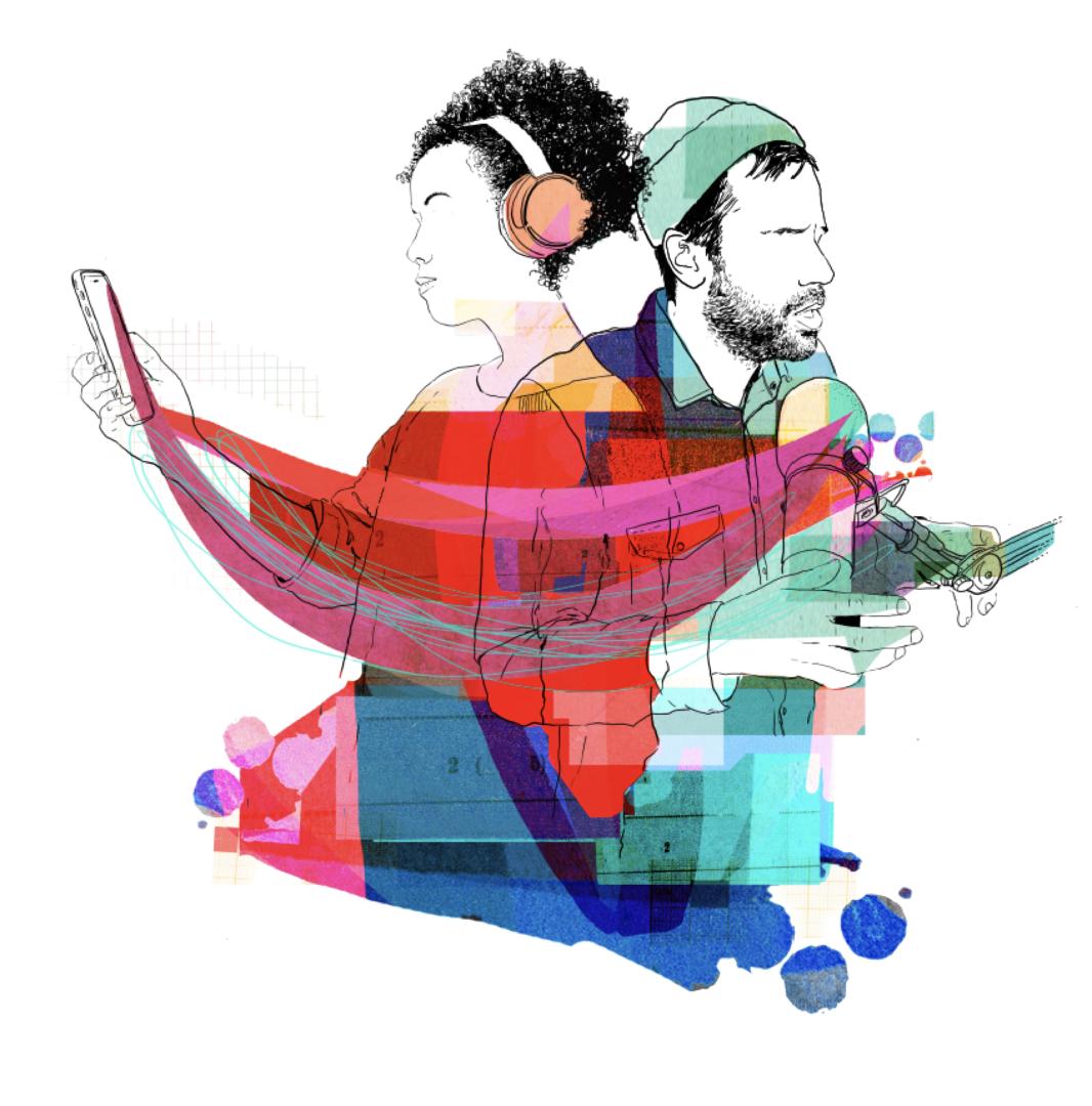 podcast-machen-und-hoeren-viertausendhertz-zellmer-illustration