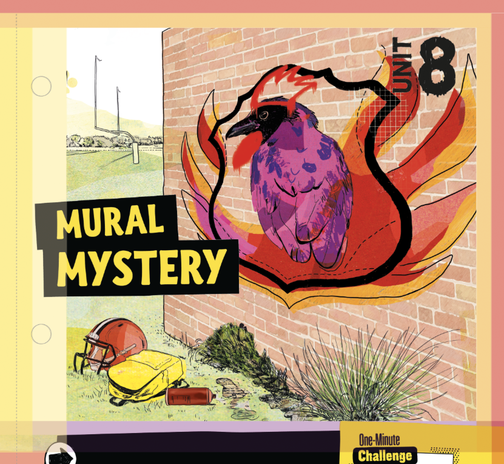 snapshot mural mystery