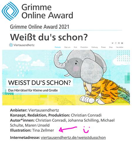 grimme award - zellmer - viertausendhertz